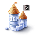 CDBF - DBF Viewer and Editor, DOS version